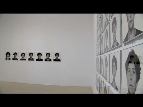El Palacio de Velázquez del Retiro muestra la trayectoria artística de Esther Ferrer