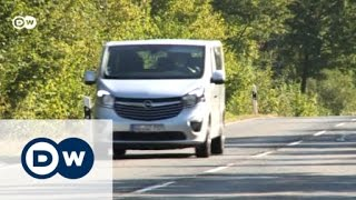 Practical: The Opel Vivaro | Drive it!