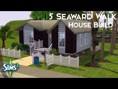 5 Seaward Walk House build