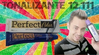 tonalizante 12 111 perfect color com anderson salgado