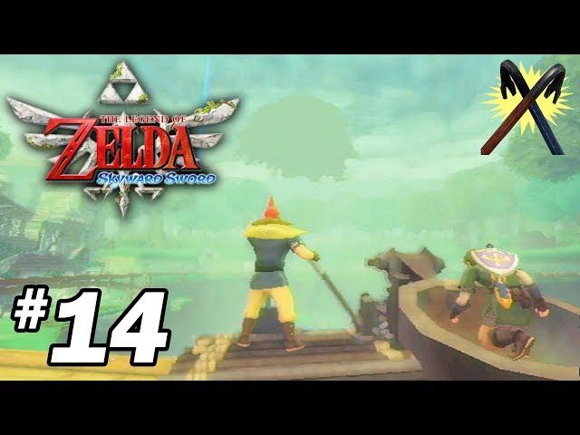 Flying Fish and Water Dragons - Ricka's Zelda Skyward Sword Stream [Part 14]