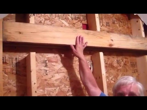 Installing a New Window Video 2 of 4