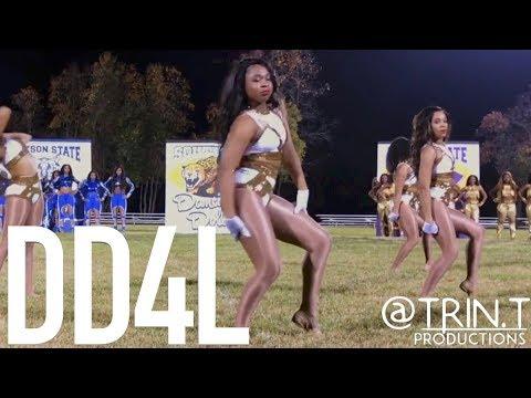 Dancing Dolls (2018) | HBCU Majorette Tour | Season 5 Ep. 3