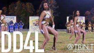 Dancing Dolls of Jackson, Mississippi (DD4L) Fieldshow | HBCU Major...