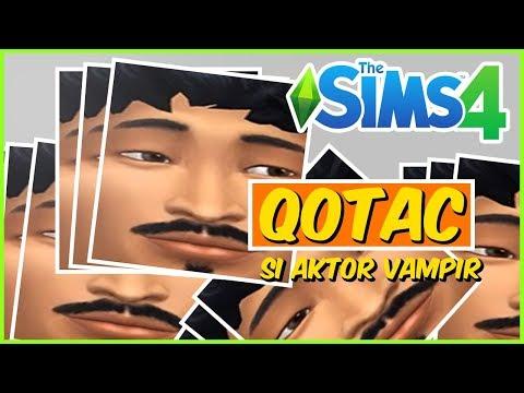 agus-qotac-cita-cita-jadi-aktor-vampire---the-sims-4-indonesia-#1