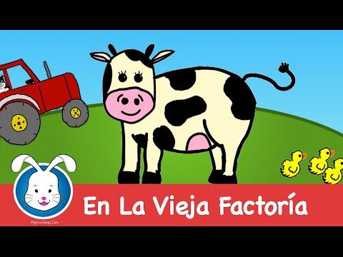 En La Vieja Factoría | música para niños | Spanish for kids