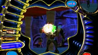 MDK2 HD (PC) Walkthrough. Level 4 - The secret of Shwang