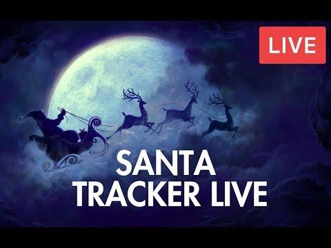 Santa Tracker Live - Christmas tracker 2019