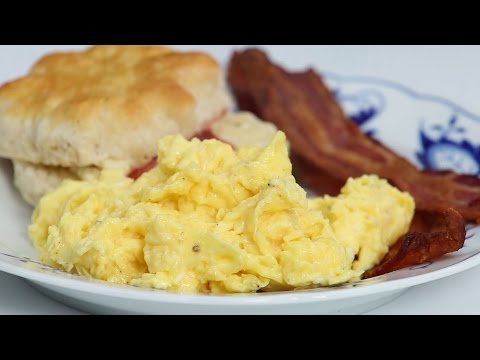 How To Make The Best Scrambled Eggs... Ever! | Southern Living