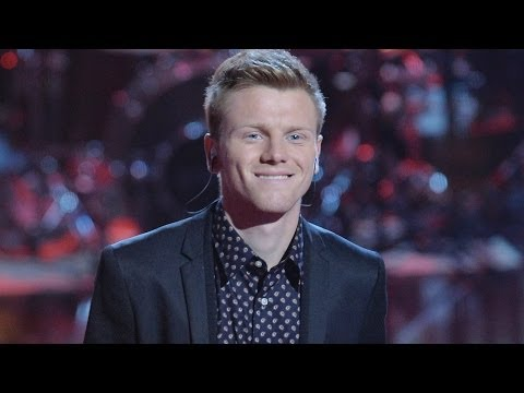"The Voice of Poland III - Bartek Broniewski - ""Always on my Mind"" - Przesłuchania w Ciemno"