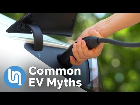 Electric Cars Myths vs Facts