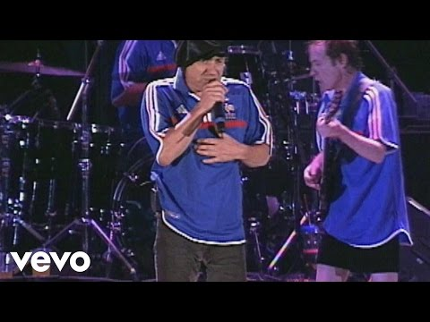 AC/DC - Ride On (Stade De France, Paris, June 2001)