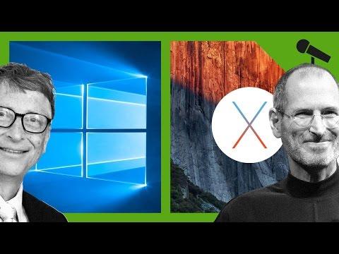 Windows 10 jsou posledním hřebíkem do rakve Microsoftu. A může za to Steve Jobs