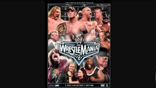 WWE Wrestlemania 22 Theme Song A