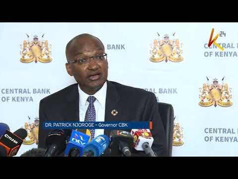 Tracking illicit money : CBK flags over 3,000 accounts