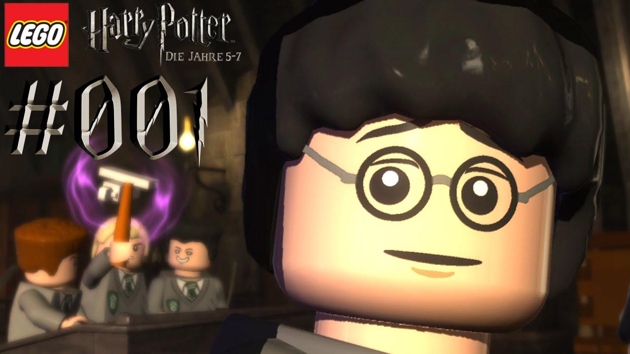 Lego Harry Potter Die Jahre 5 7 001 Der Orden Des Phonix Let S Play Lego Harry Potter Deutsch Youtube