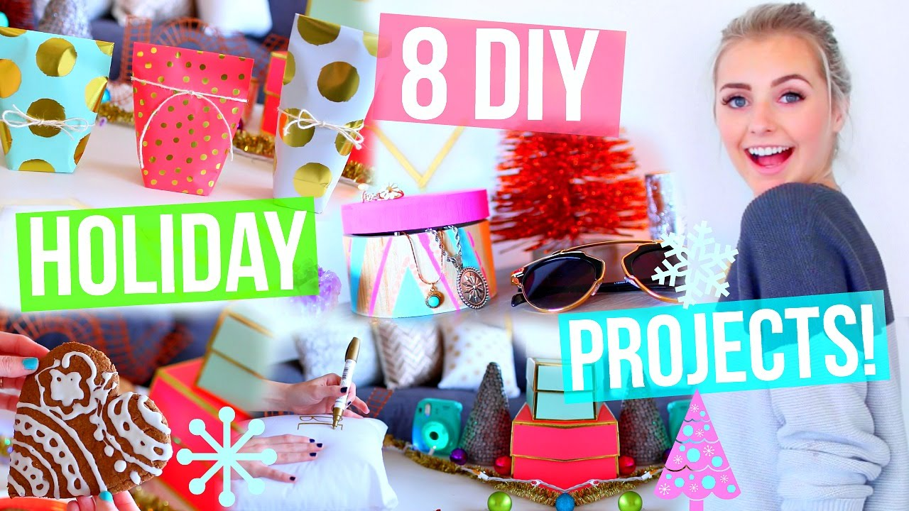 8 diy holiday ideas room decor gift ideas more a for Room decor gifts