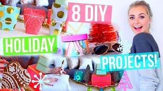 8 DIY Holiday Ideas! Room Decor, Gift Ideas & More!   Aspyn Ovard
