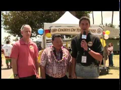 Roundabout Interview with Maui Mayor Arakawa