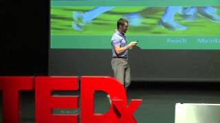 The 5 'Musts' to Sustainable Exercise: Michael Haddin at TEDxPSUAD thumbnail