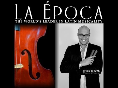 What is La Época? (Part 1) The Dancing Irishman interviews director Josue Joseph (salsa musicality)
