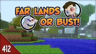 Minecraft Far Lands or Bust - #412 - Heavy Feather