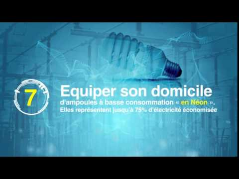 LES 10 ASTUCES POUR L' ECONOMIE DE L' ENERGIE