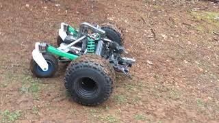 Latest invention: Off Road Trailer Dolly