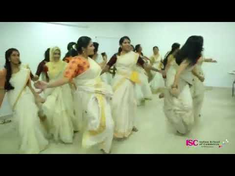 Jimki kammal song-newly performed by Indian school of commerce students