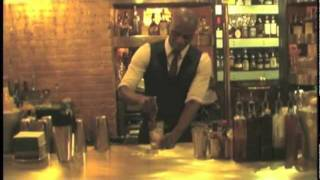 "Remi Shiobitan x Gold Bar  Presents "" The Classic Martini"""