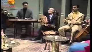 الموسيقار ابراهيم الحجار| موشح على خده يا ناس