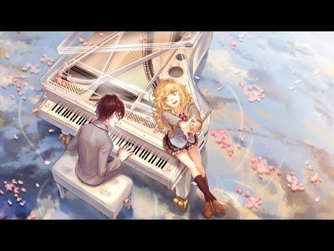 1-Hour Anime Music Mix - Relaxing Beautiful Anime Piano Soundtracks