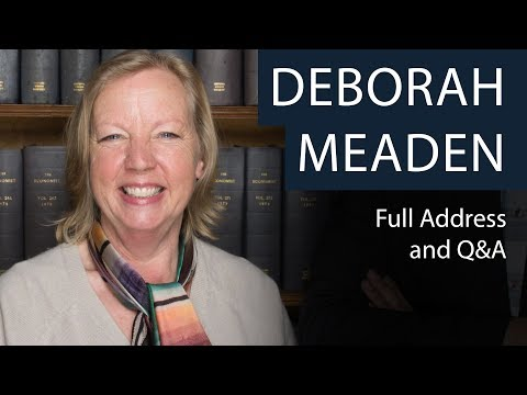 Deborah Meaden | Full Address and Q&A | Oxford Union