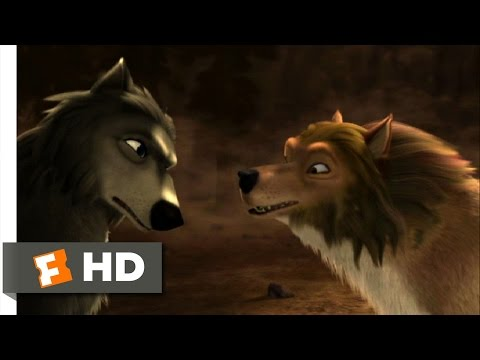 Alpha and Omega 312 Movie   One Crazy Wolf 2010 HD