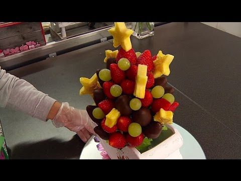 AS Fruristería: fruit bouquets replace flowers to promote their daily consumption