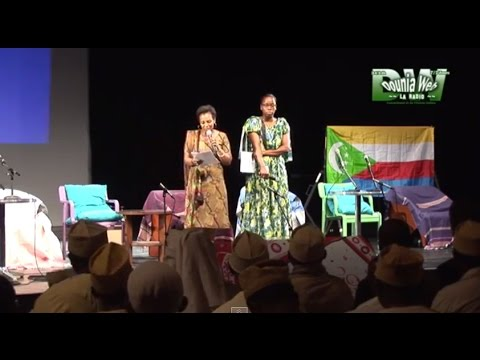 Indépendance Day of Comoros : 40 years of the Comoros (Radi