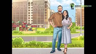 Недвижимость. Группа ТСИ   Рисованное видео для бизнеса