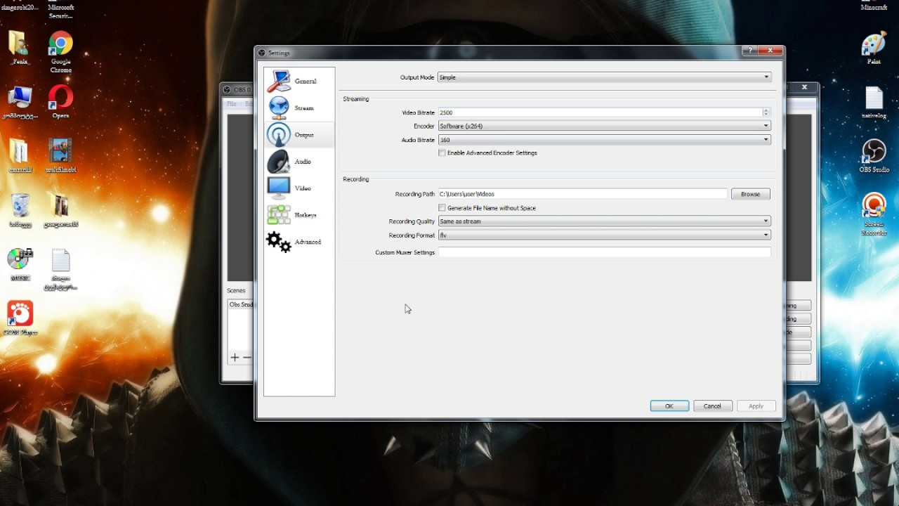 How to download Obs Studio (ქართულად)