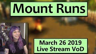 Zul Gurub Mount Runs - March 26 Live Stream VoD