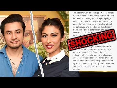 Ali Zafar SLAMS BACK At Harassment Allegations Made By Pakistan's Singer Meesha Shafi