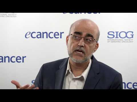 Treating metastatic prostate cancer in geriatric patients