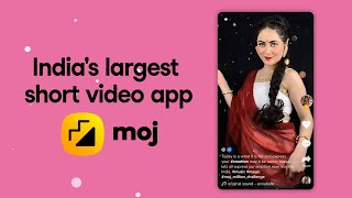 Introducing Moj | India's Largest Short Video App by ShareChat screenshot 5