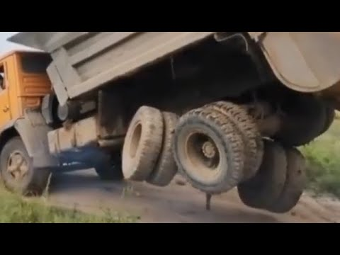 Mechanical Problems Compilation - Heavy Machines Fails - Part 04