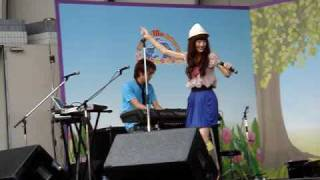 """Material Girl"" by Madonna, ""Girls and Boys "" by Blur Thai Festival..."