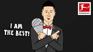 Lewy is the Best - Robert Lewandowski Song -  Powered by 442oons