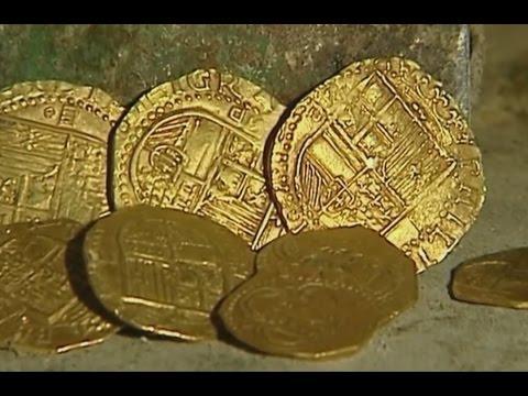 un trésor trouvé dans un mur 12_2014 - youtube