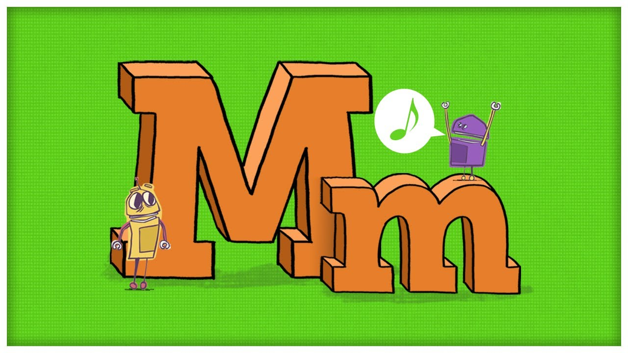 Abc song the letter m the mighty m by storybots youtube thecheapjerseys Gallery