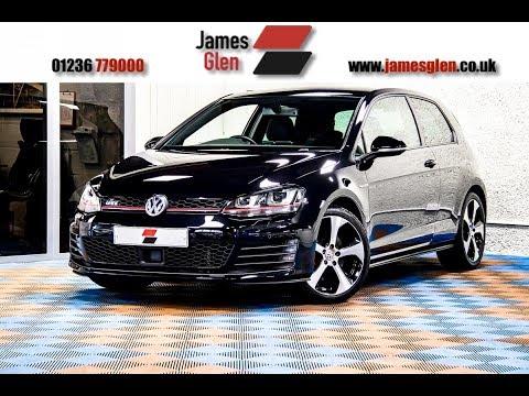 Volkswagen Golf GTi Launch For Sale By James Glen Car Sales