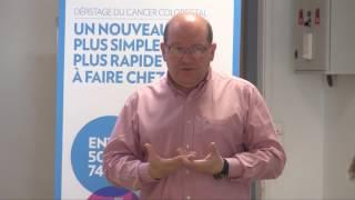 Formation des ambassadeurs santé - Dépistage organisé du cancer colorectal dans l'Yonne