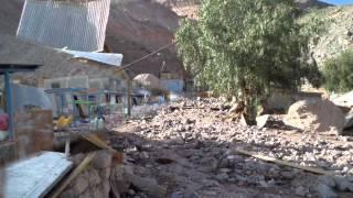 aluvion en camiña.wmv